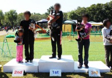 AG1/JP1 1st place!!